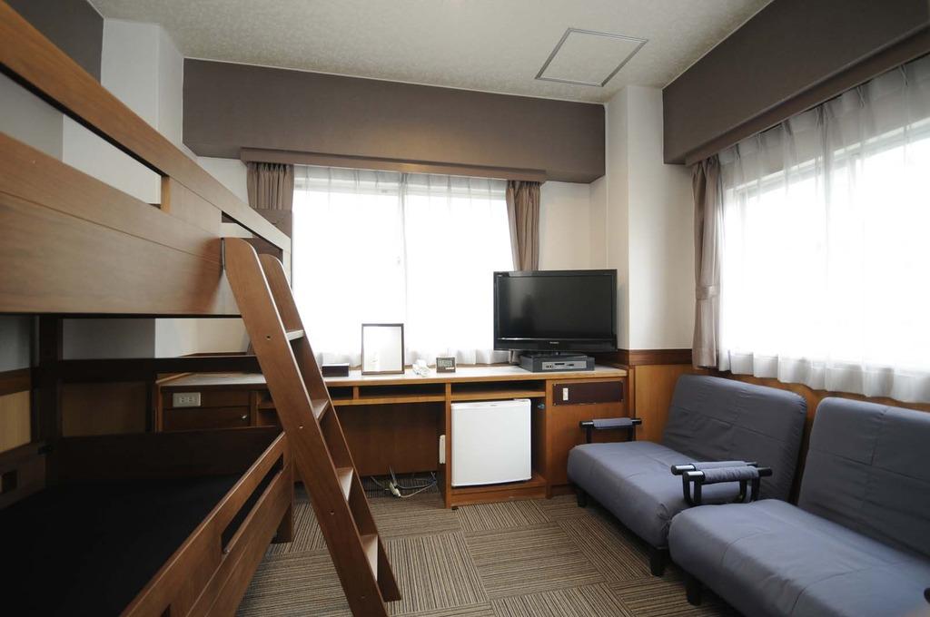 ホテル・レクストン奄美セントラル / 2段ベッド洋室(喫煙)