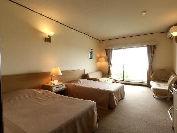 奄美大島ホテルリゾート コーラルパームス スタンダードツイン