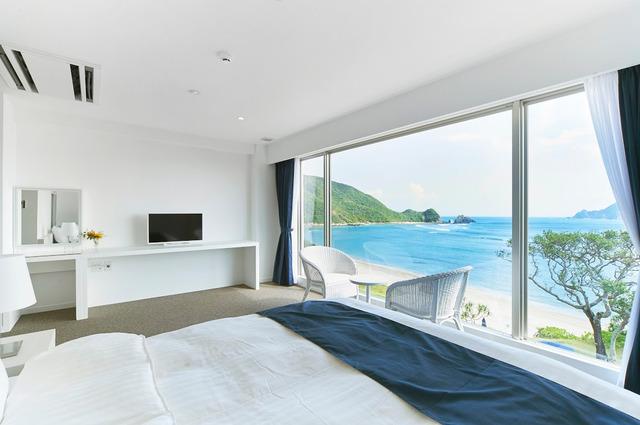 THE SCENE amami spa & resort / 【2階】スタンダードルーム(ツイン仕様)