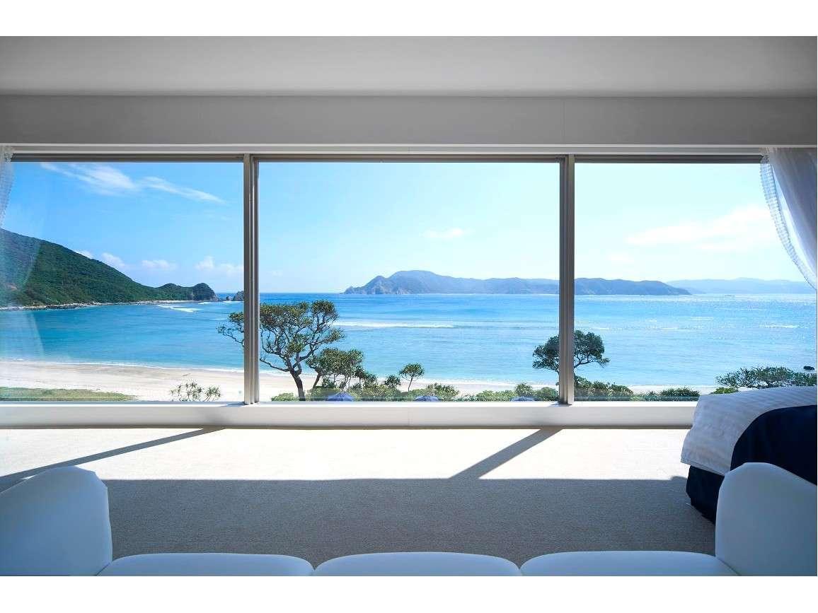 THE SCENE amami spa & resort / 【SKY FLOOR】WHITE(ツイン仕様)