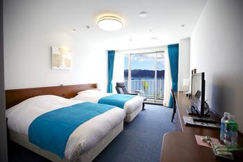 奄美 山羊島ホテル / スタンダードツイン (2名1室)