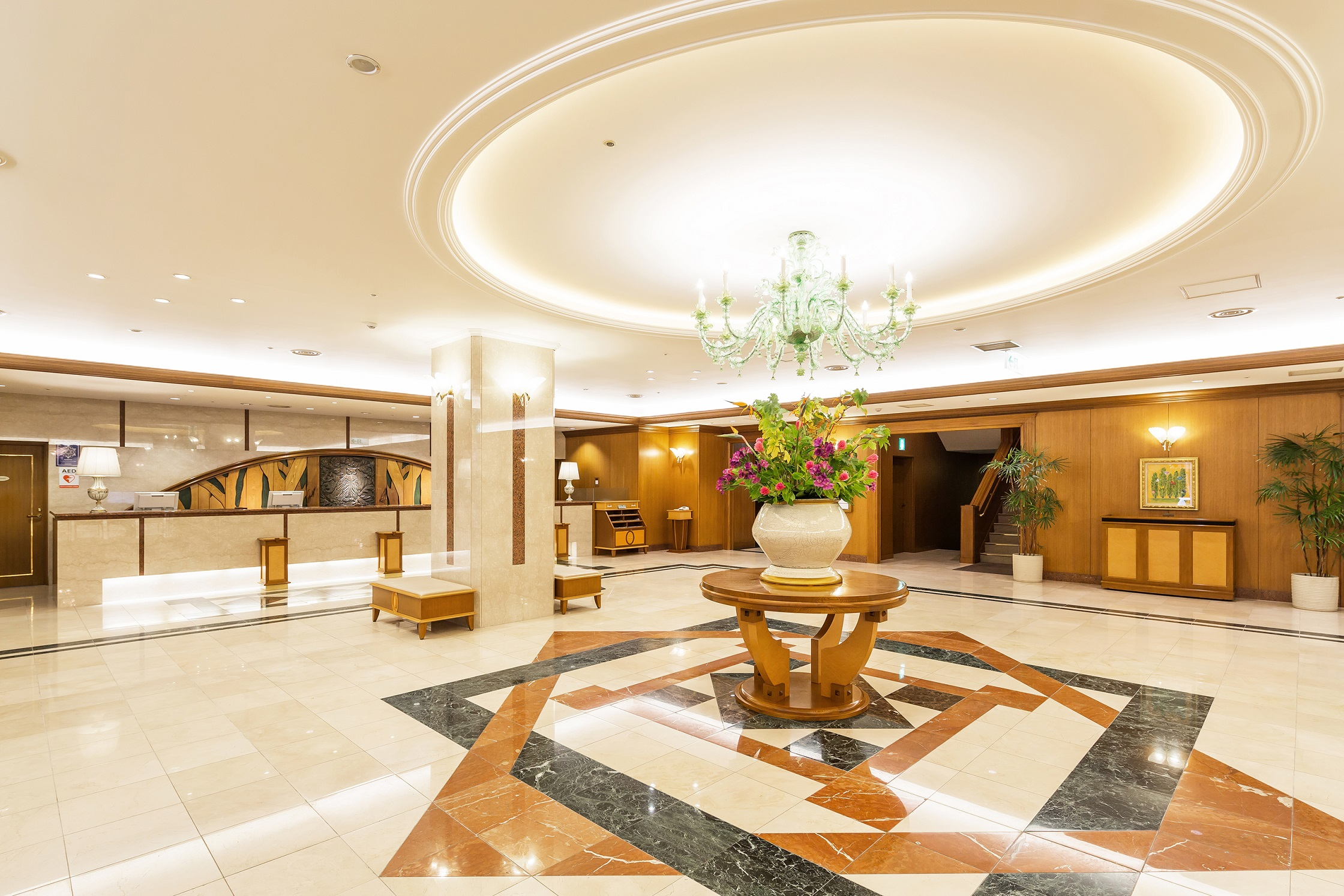 ホテルマイステイズ札幌アスペン / 【航空券付き宿泊プラン】ホテルマイステイズ札幌アスペン