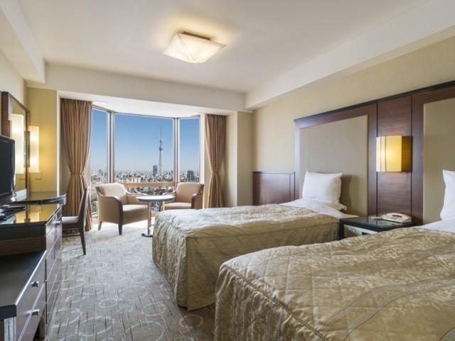 浅草ビューホテル / 【早割60】旅行の計画はお早めに!60日前までの予約でとってもお得な1泊朝食付プラン