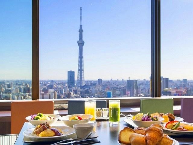 浅草ビューホテル / 【ベーシック】ファミリー・グループ向け☆朝食付プラン