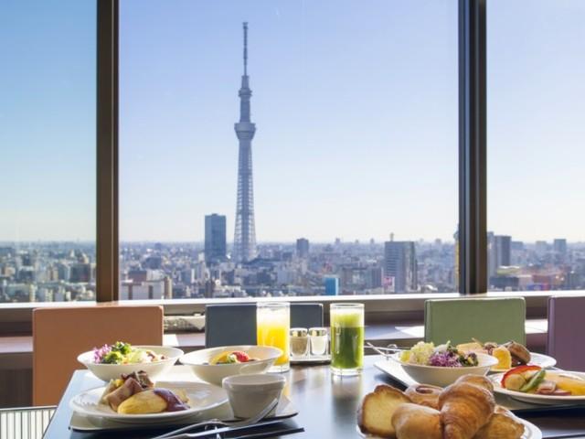 浅草ビューホテル / 【早割28】旅行の計画はお早めに!28日前までの予約でとってもお得な1泊朝食付プラン