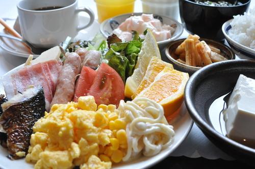 アパヴィラホテル<大阪谷町四丁目駅前> / 朝食付き