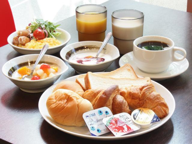 アパヴィラホテル<富山駅前> / 【朝食バイキング付】和洋20種類のバイキングで1日の活力を♪全室Wi-Fi接続無料!