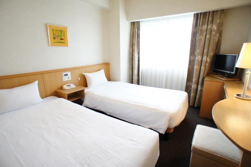 大阪ジョイテルホテル / エコノミーツイン【禁煙】18㎡
