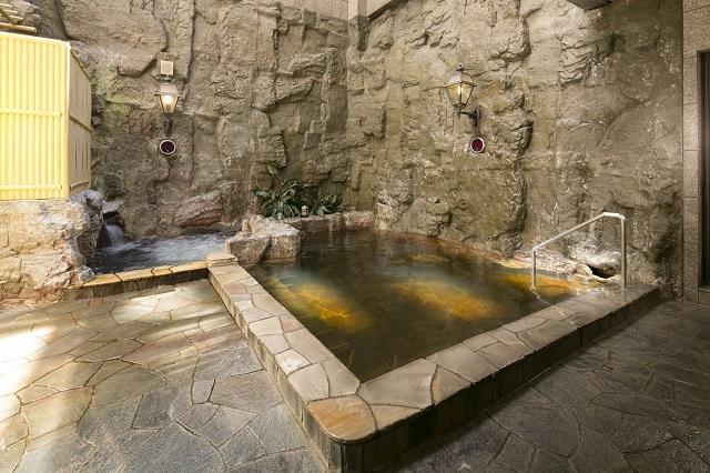 プレミアホテル-CABIN-帯広 / 【シンプルプラン 素泊り】天然モール温泉に入り放題☆疲れを癒す広く開放的な大浴場が自慢
