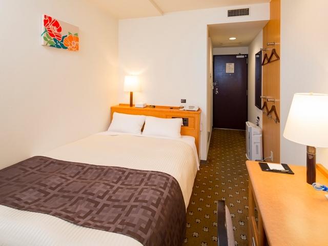 プレミアホテル-CABIN-札幌 / セミダブルルーム◆喫煙◆(14平米/ベッド幅140cm)