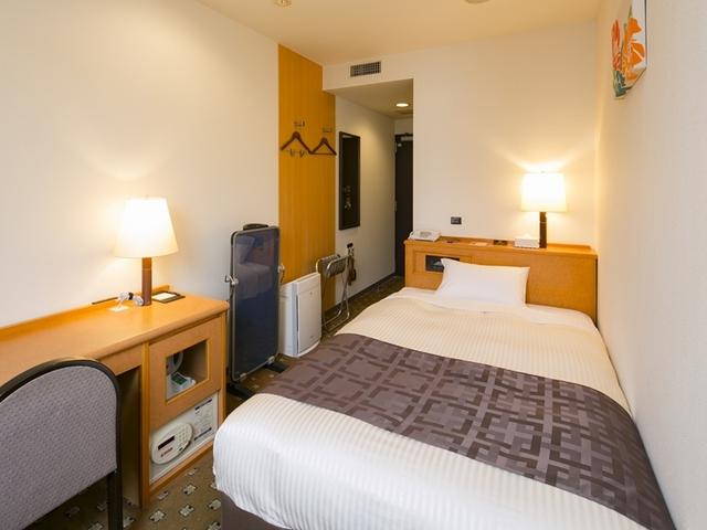 プレミアホテル-CABIN-札幌 / シングルルーム◆喫煙◆(13平米)
