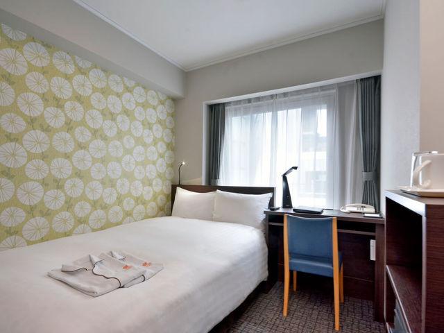 プレミアホテル-CABIN-新宿 / 客室リニューアル(2018年7月より) 禁煙セミダブルルーム