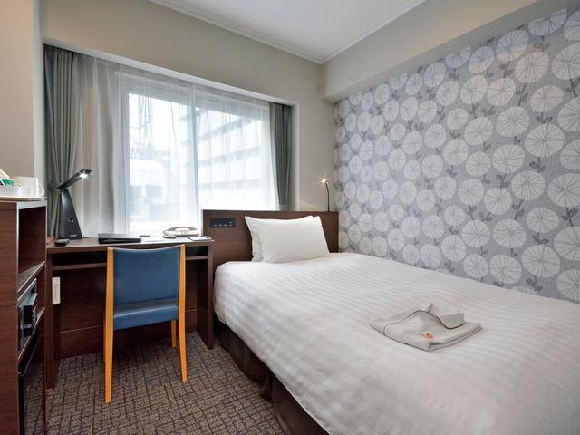 プレミアホテル-CABIN-新宿 / 客室リニューアル(2018年7月より) 禁煙シングルルーム