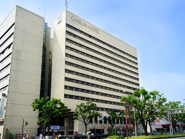 チサン ホテル 神戸 / 素泊まり
