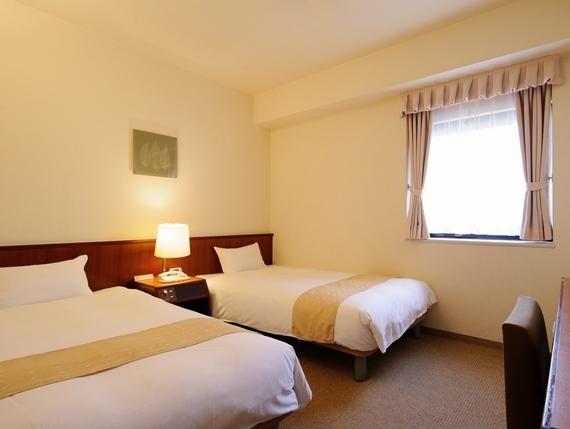チサン ホテル 神戸 / スタンダードツインA