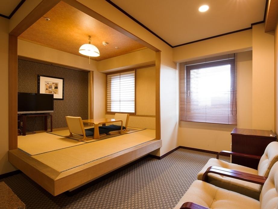 チサン ホテル 宇都宮 / 【喫煙】ファミリースイート(和洋室) 60平米
