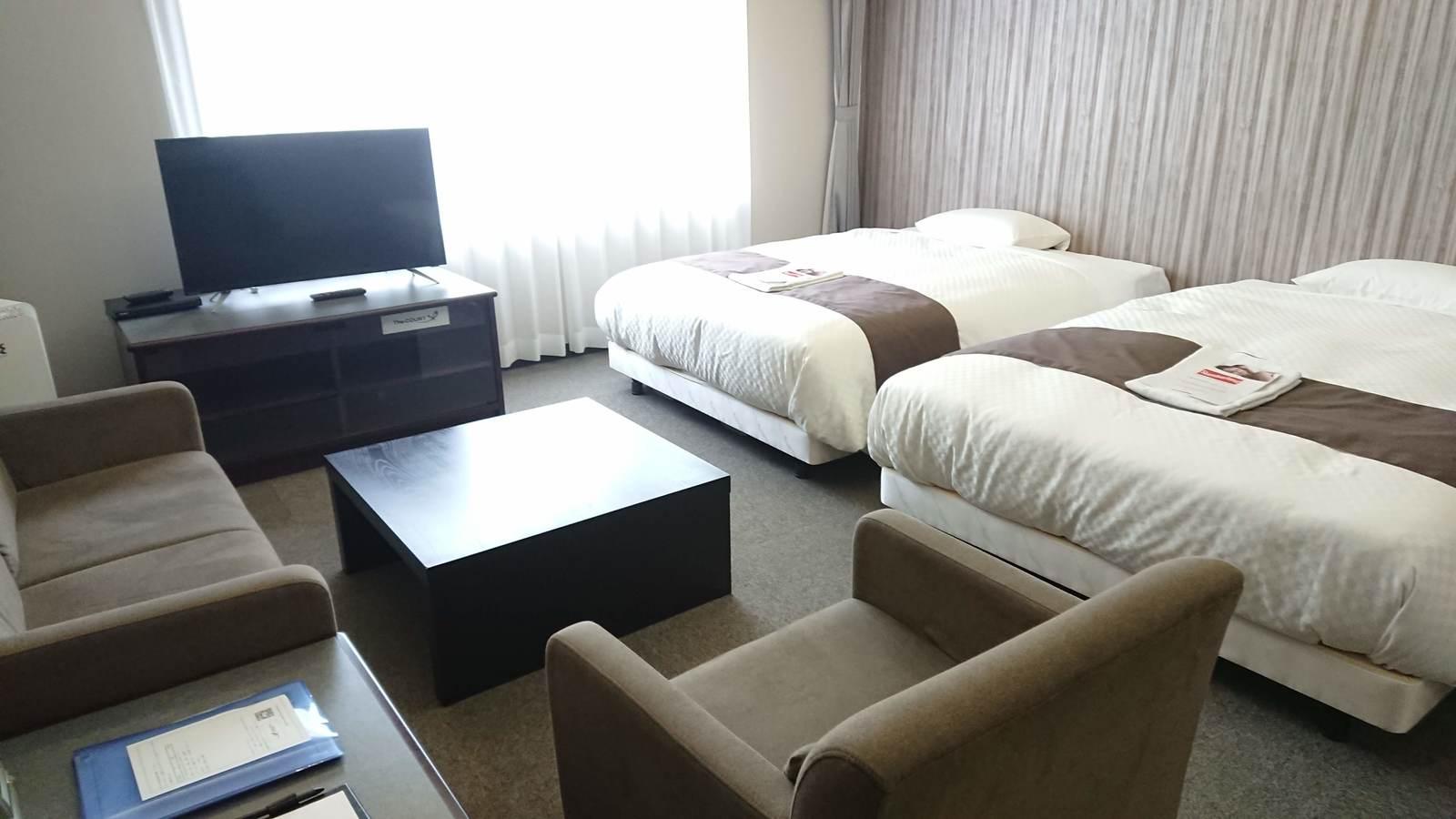 コートホテル旭川 禁煙 和洋室B