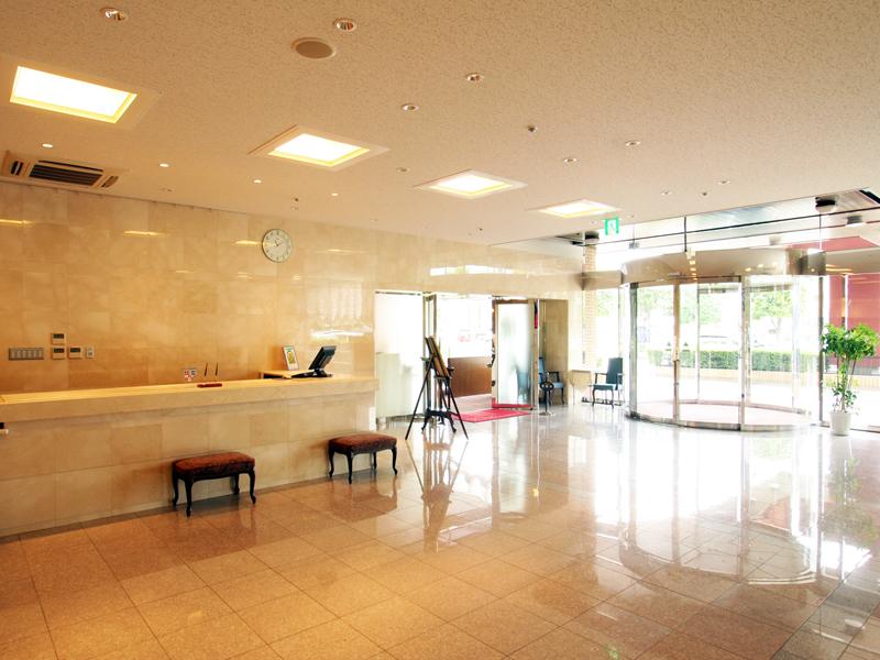 ホテルクラウンパレス甲府 / ◆素泊まり(お食事なし)プラン≪駐車場無料≫