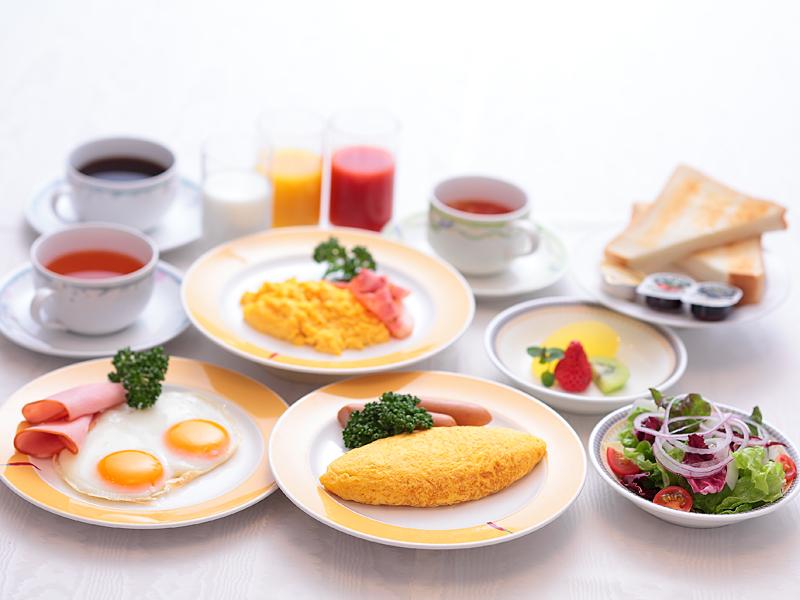 ホテルクラウンパレス甲府 / ◆選べるご朝食(和食又は洋食)付プラン≪駐車場無料≫