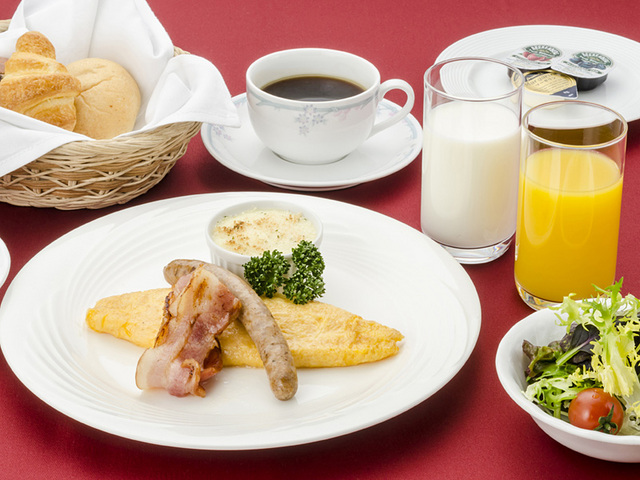 銀座クレストン シンプルステイプラン(朝食付き)~朝食は和食または洋食のセットをお好みで!~