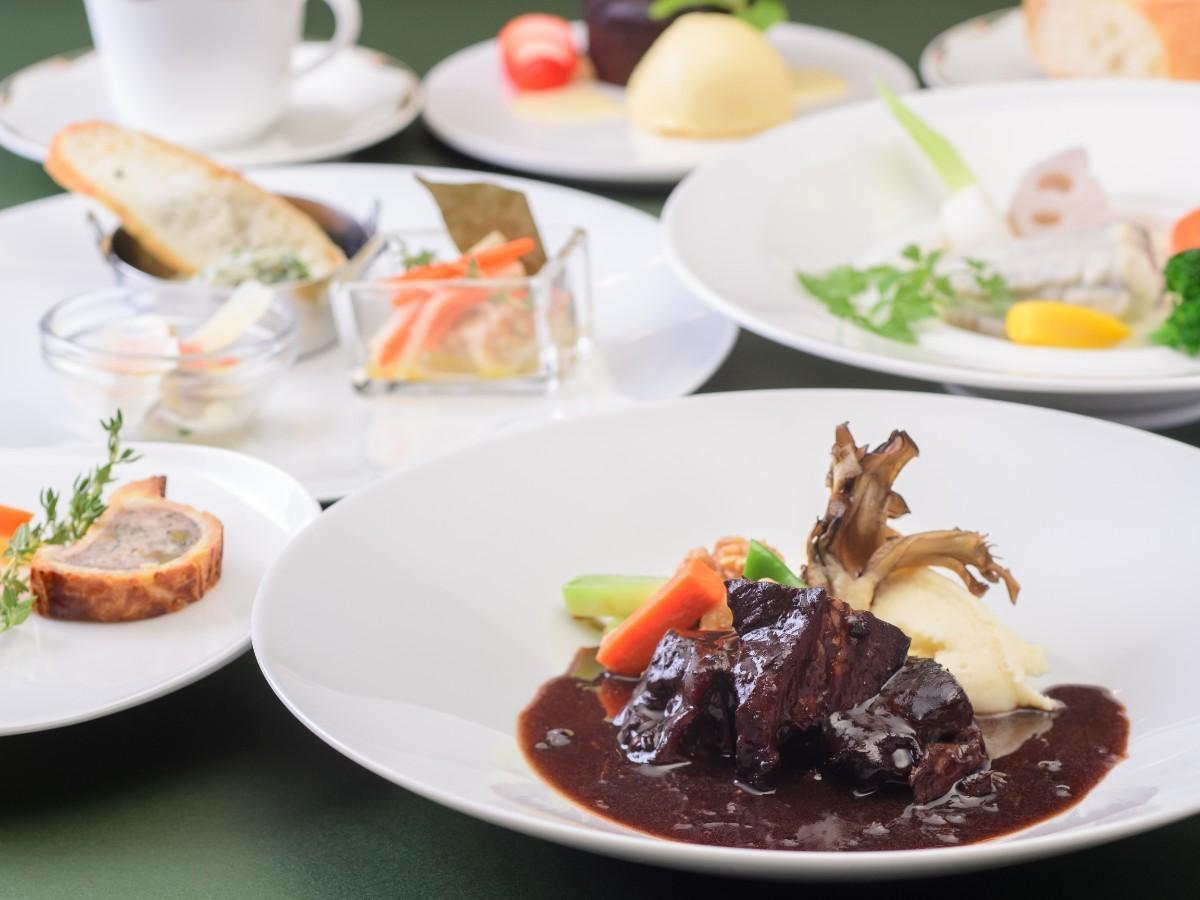 オーセントホテル小樽 / オーセントステイ&ディナー/洋食コース【1泊2食付】