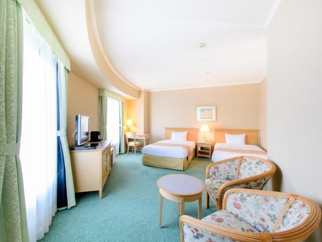 オーセントホテル小樽 / デラックスツイン