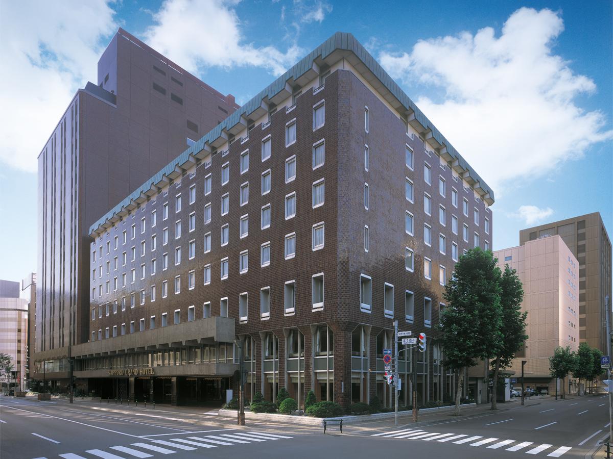 札幌グランドホテル / ダブルルーム(部屋指定無し/喫煙)20平米