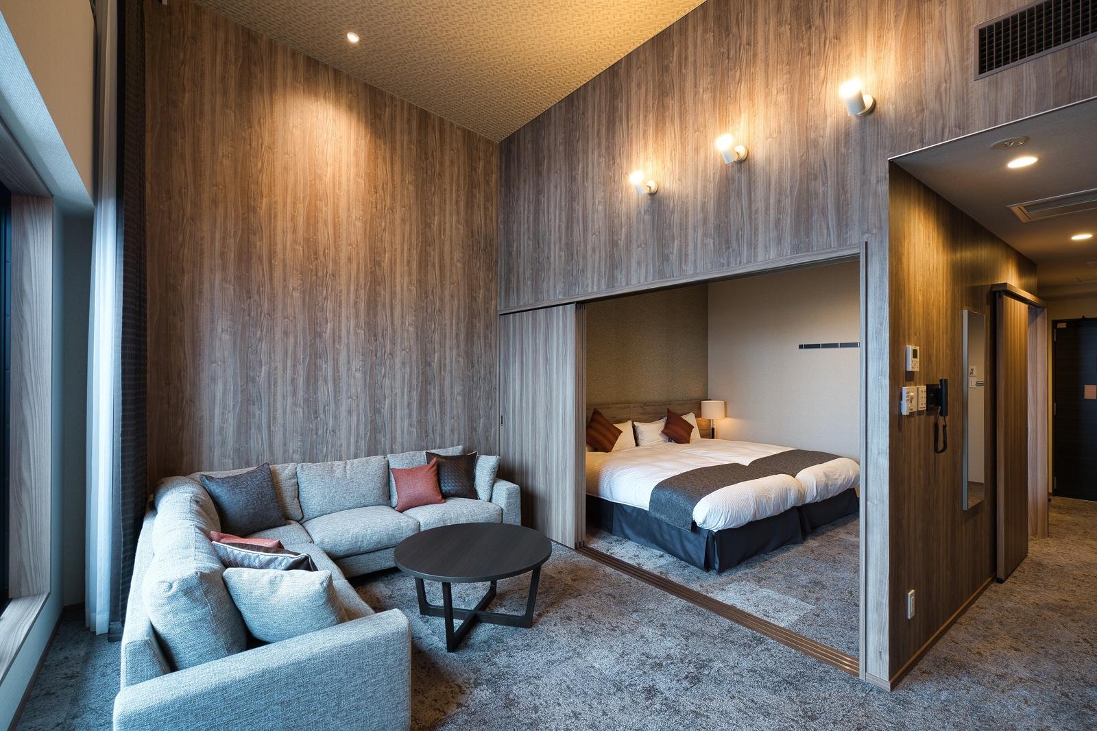 ワイナリーホテル&コンドミニアム一花 / 【素泊まり】33室のホテル&コンドミニアムでシンプルステイ<ワイナリーの宿>