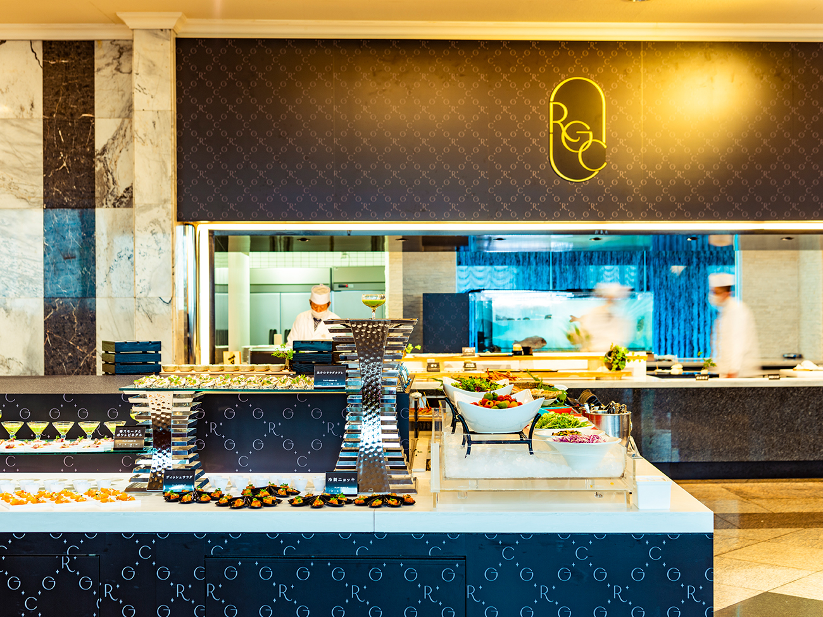 定山渓ビューホテル 【2021年8月オープン記念!】夕朝食付9,800円~!好きなものを好きなだけ楽しむ『和洋中ビュッフェ』