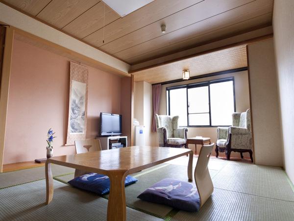 定山渓ビューホテル / 【本館】和室(8~10帖)