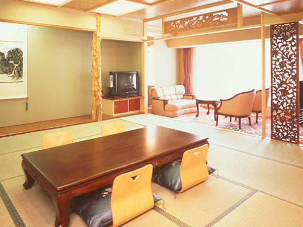 定山渓ビューホテル / 【新館】和室(10帖)