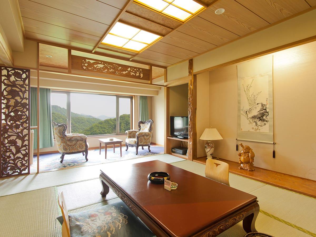定山渓ビューホテル 【新館】和室10畳