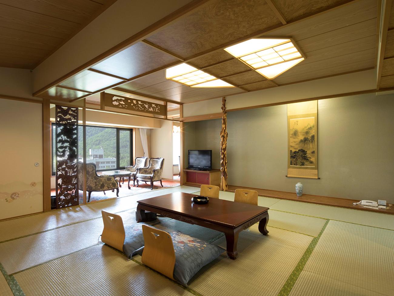 定山渓ビューホテル / 【新館】和室15畳