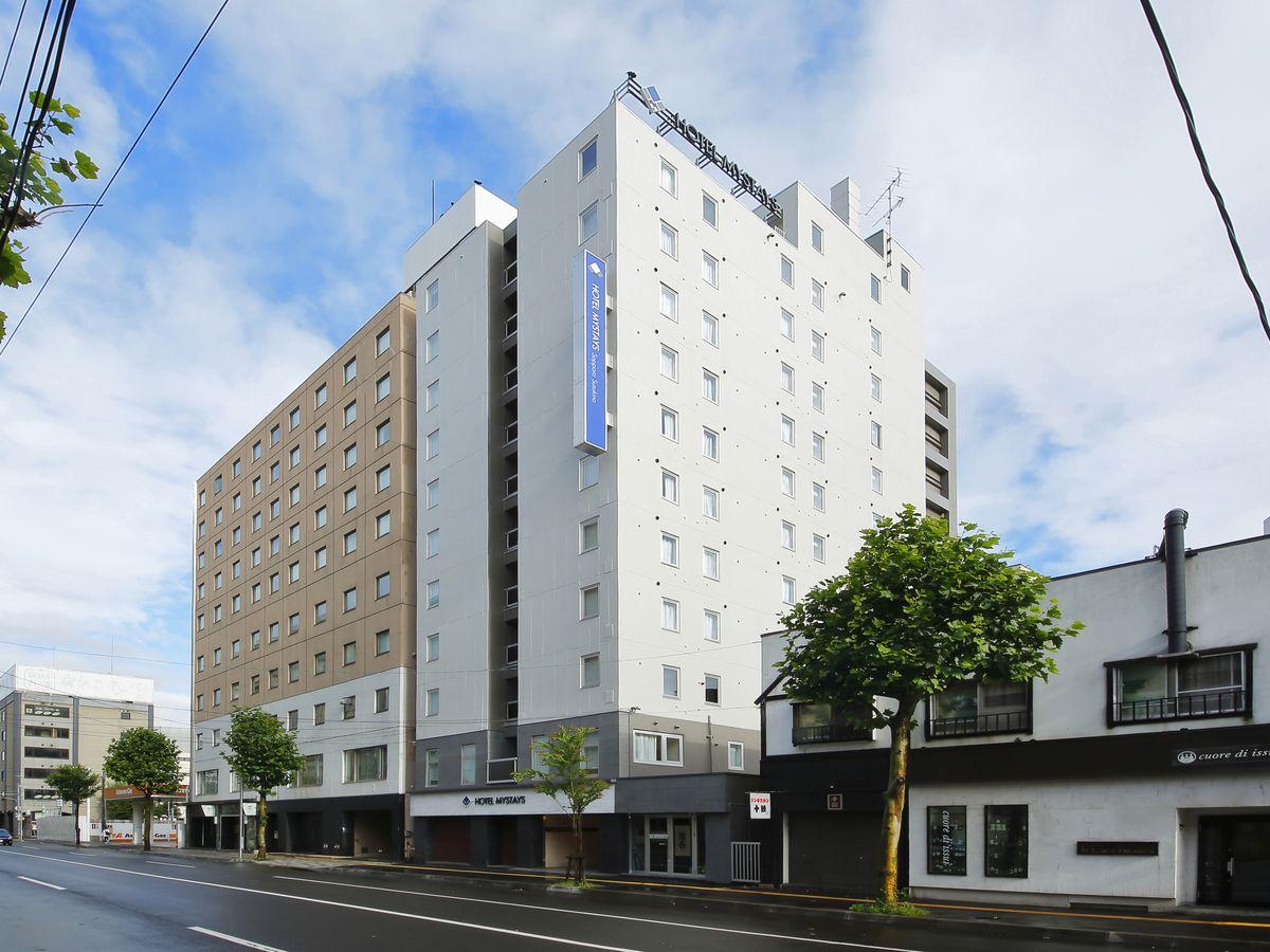 ホテルマイステイズ札幌すすきの / 【朝食付】繁華街すすきの駅から徒歩5分!