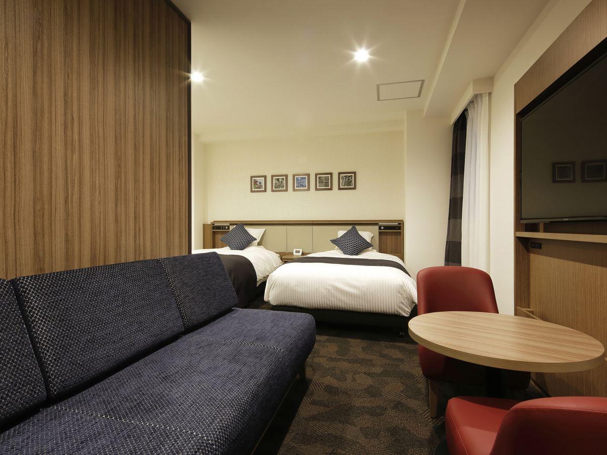 ホテルマイステイズ札幌すすきの / 【禁煙】コンフォートトリプル