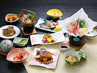 丸駒温泉旅館 / 【丸駒温泉・基本のおもてなし】ご夕食はお部屋食『1泊2食・スタンダードプラン』