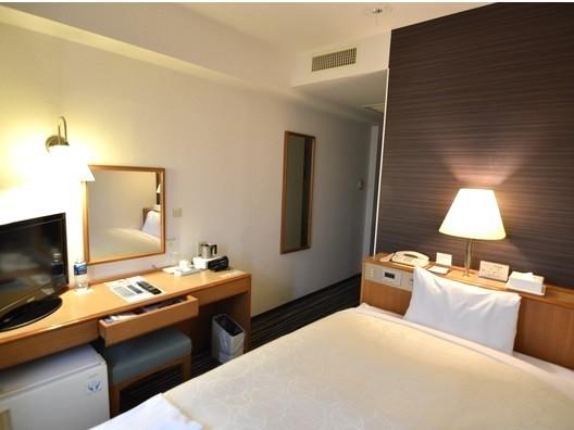 千歳第一ホテル / 〔禁煙〕シングルルーム 12平米 【シモンズ社製ベッド使用】