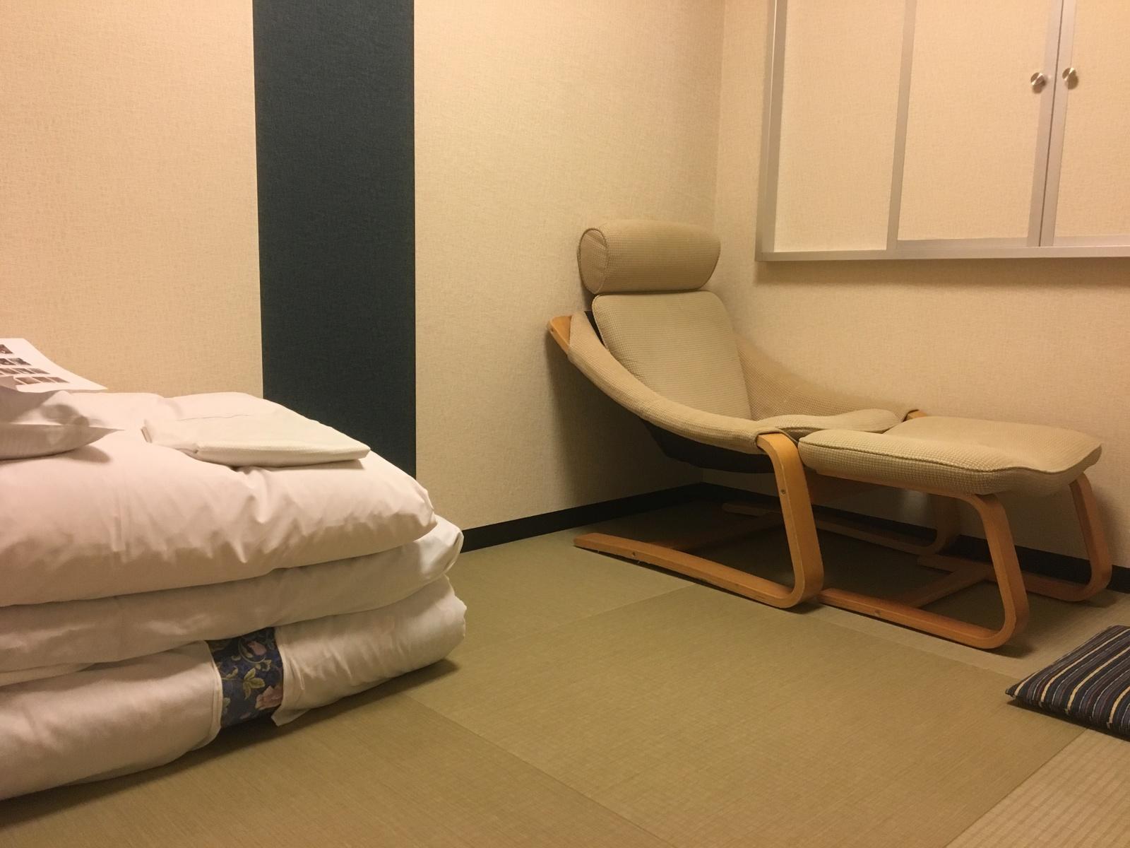 千歳第一ホテル / 〔喫煙OK〕小さな畳ルーム(1名様利用)