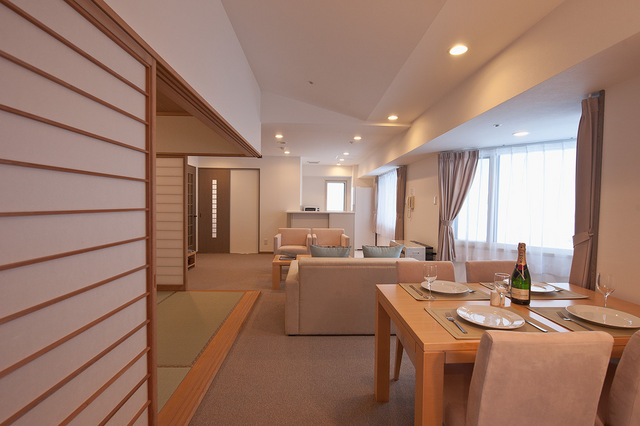 ONE NISEKO RESORT TOWERS / 【禁煙】プレミアムスイート・Tatami