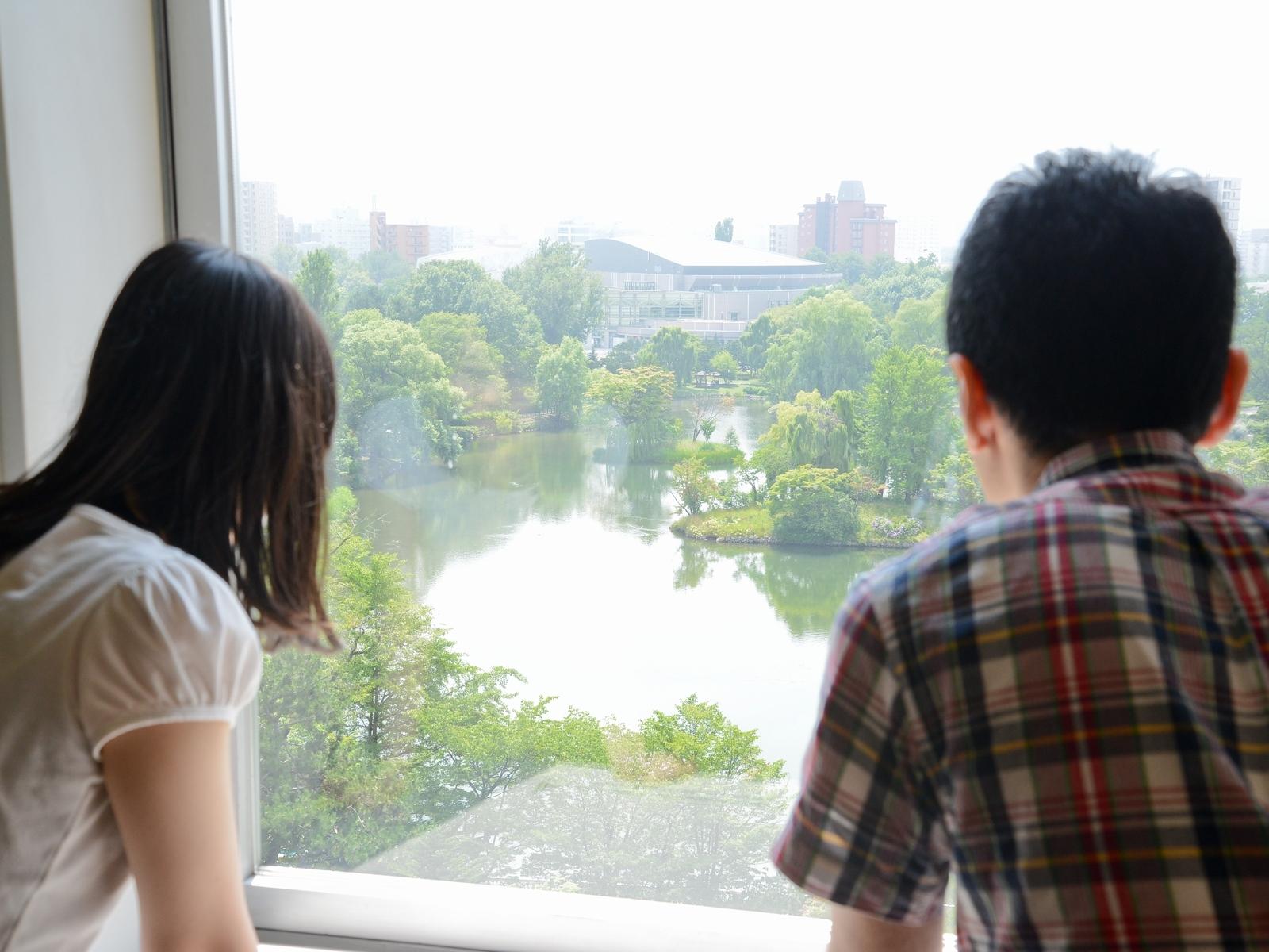 札幌パークホテル / 出張にも旅行にも★パーク・スペシャルバリュー/素泊り