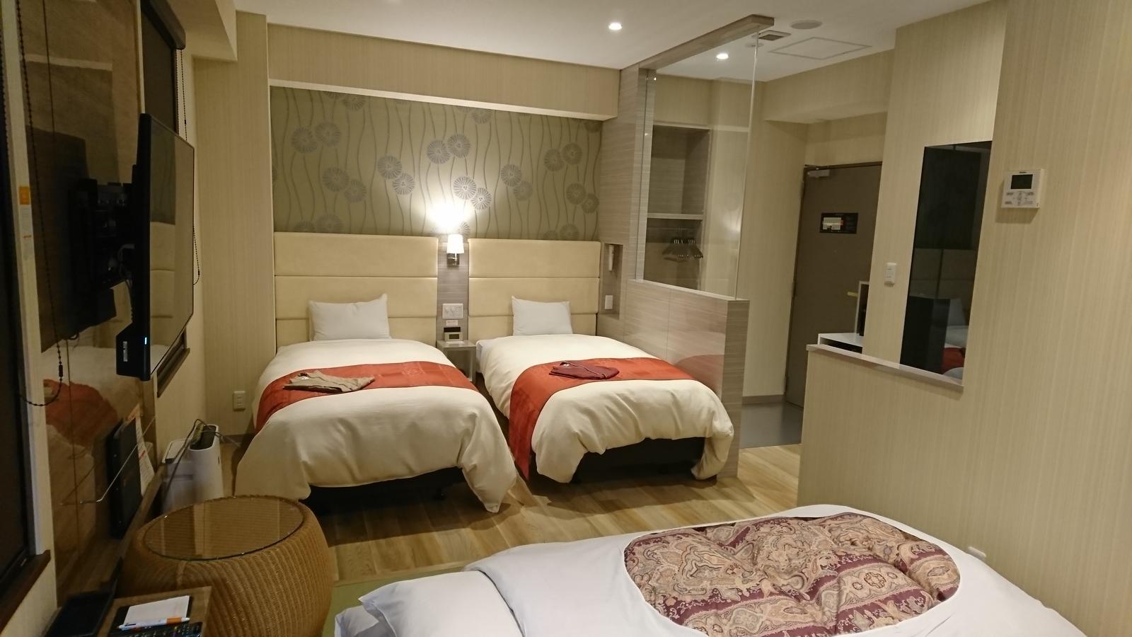 クイーンズホテル千歳 / 【禁煙】最上階和洋室 30平米 ◆2020年12月にリニューアル!◆