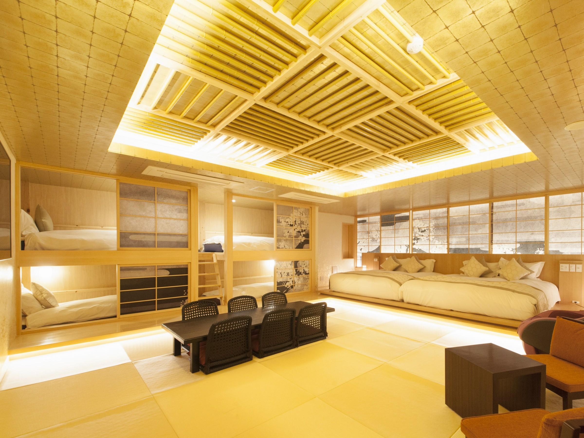 ザ・センチュリオンホテル クラシック赤坂 / 【禁煙】プレミアファミリー和スイート 《1-8名様》