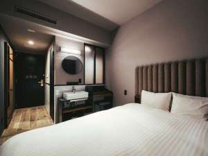 センチュリオンホテルCEN福岡博多 ◆全室禁煙◆スタンダードクイーン 《1-2名様》
