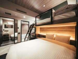 センチュリオンホテルCEN福岡博多 ◆全室禁煙◆バリアフリールーム 《1-3名様》
