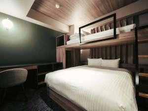 センチュリオンホテルCEN福岡博多 ◆全室禁煙◆モデレートクイーン 《1-3名様》