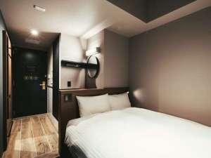 センチュリオンホテルCEN福岡博多 ◆全室禁煙◆スタンダードダブル 《1-2名様》