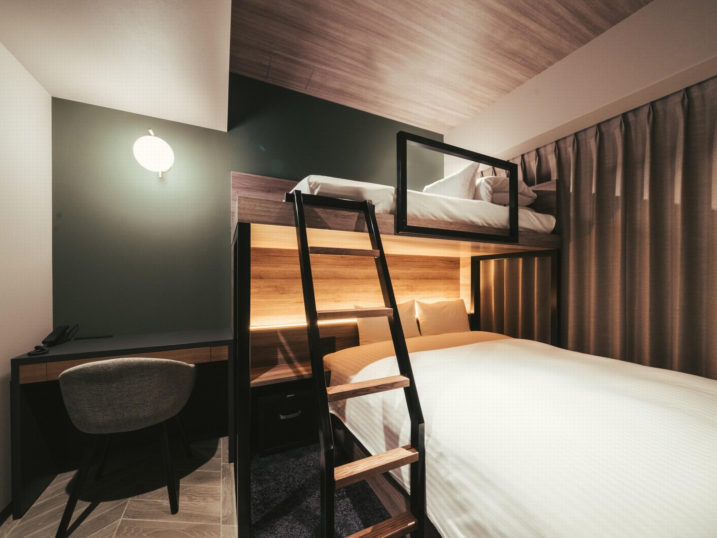 センチュリオンホテルCEN福岡博多 / ◆全室禁煙◆プレミアムクイーン 《1-3名様》