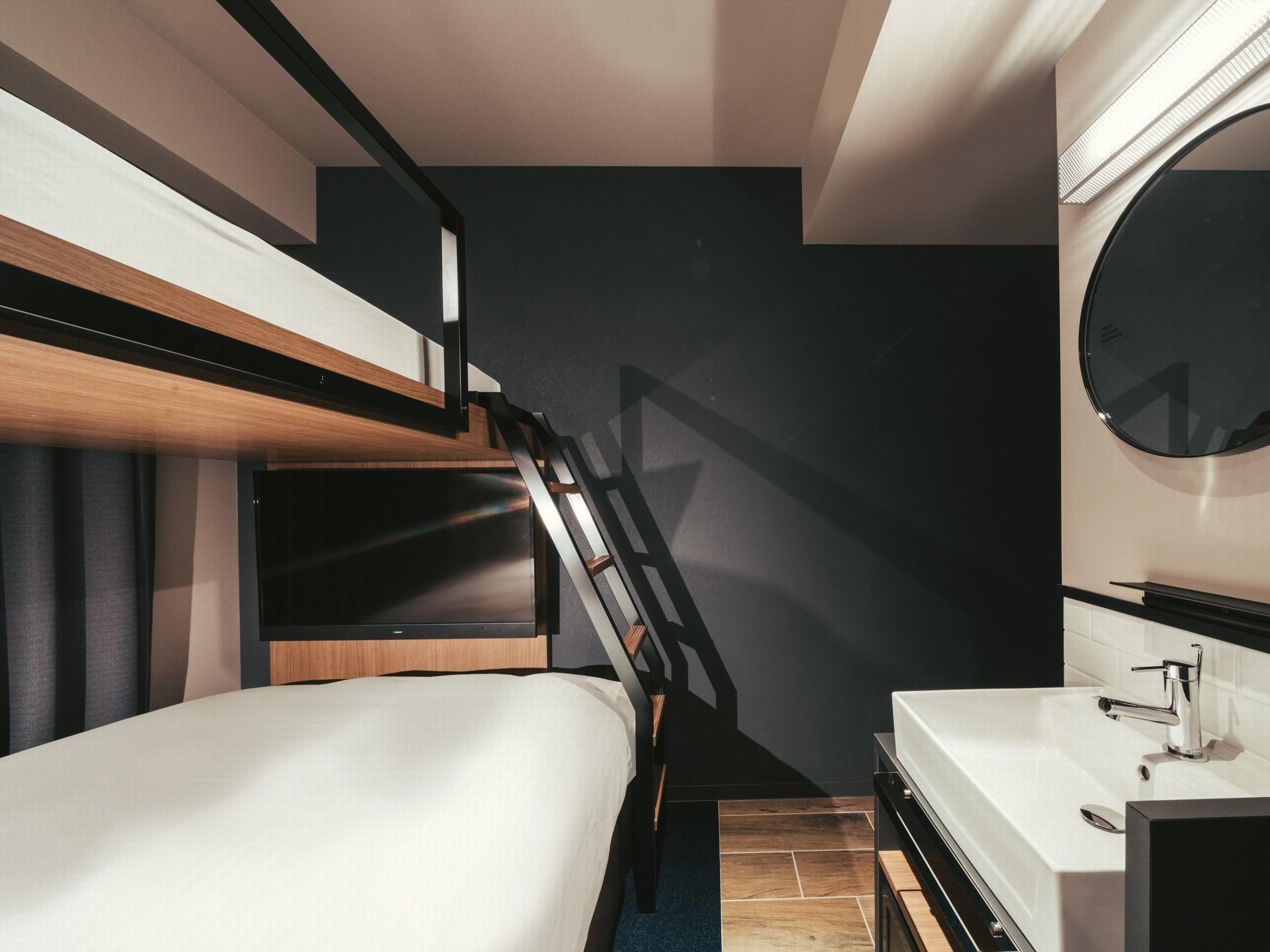 センチュリオンホテルCEN福岡博多 ◆全室禁煙◆モデレートダブル 《1-3名様》