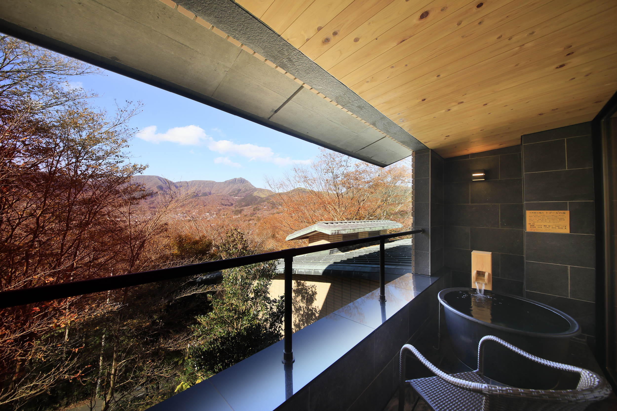 仙石原温泉 センチュリオン箱根別邸 / ◆露天風呂付き客室・禁煙◆和エグゼクティブツイン