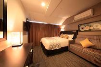 センチュリオンホテル&スパ倉敷 / 【禁煙】スタンダードダブル<160センチ幅ベッド>